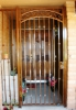 8 foot tall decorative security gate